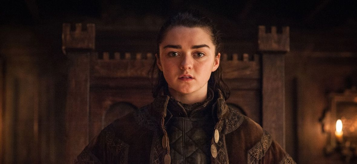 """Arya Stark twierdzi, że zakończenie """"Gry o tron"""" nie zadowoli nikogo. A sama ma największe szanse na przeżycie"""