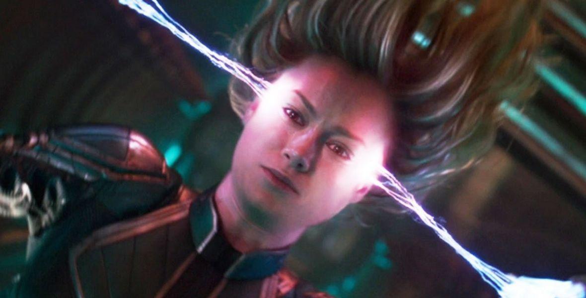 """Promocja """"Kapitan Marvel"""" nabiera tempa. Skrullowie i członkowie Starforce na nowych zdjęciach"""