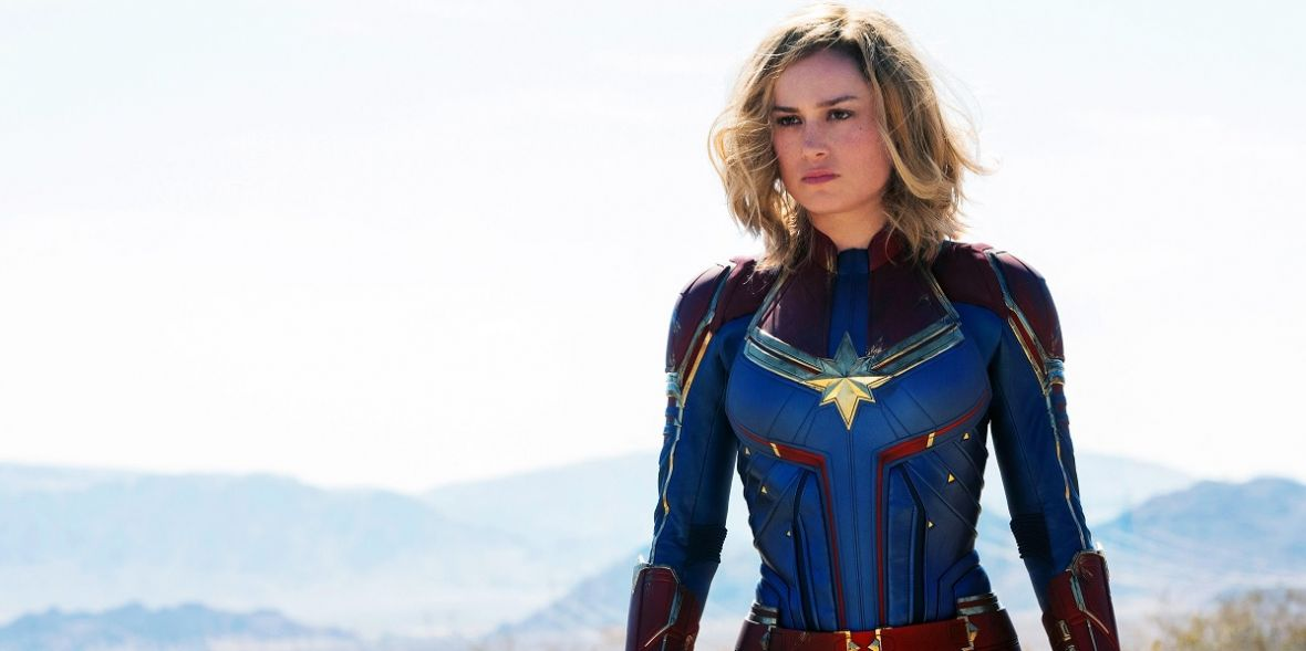 """""""Usuwałam informacje z mózgu"""". Brie Larson o utrzymywaniu tajemnic z filmów Marvela"""