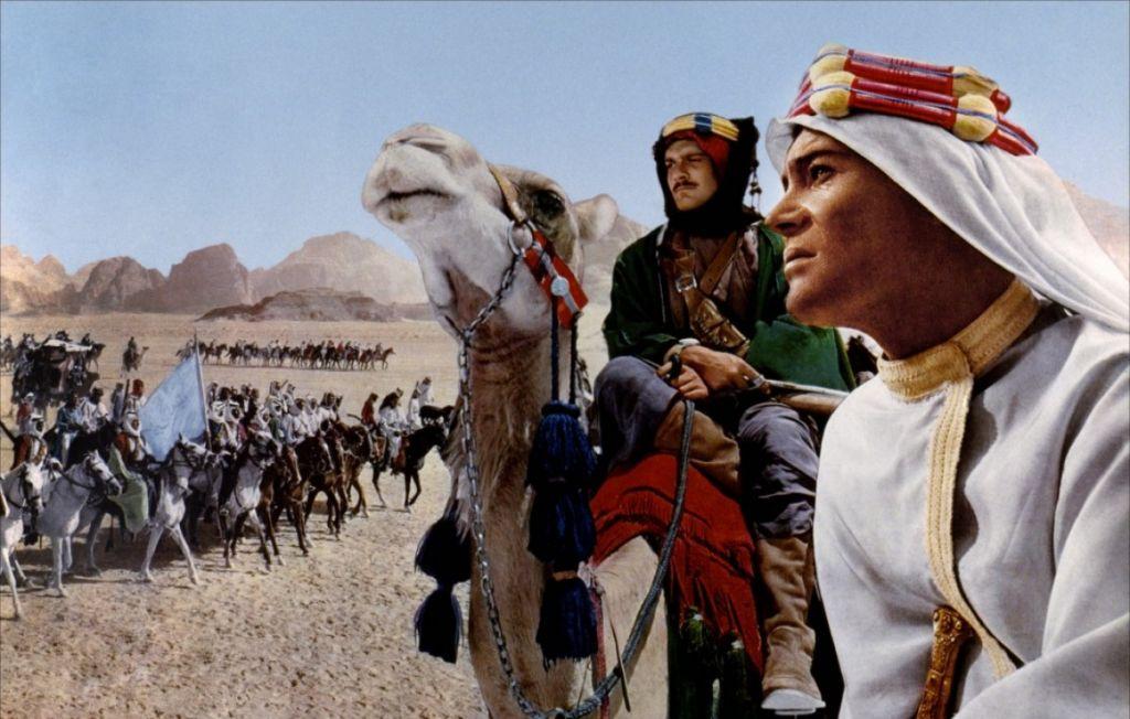 lawrence z arabii film
