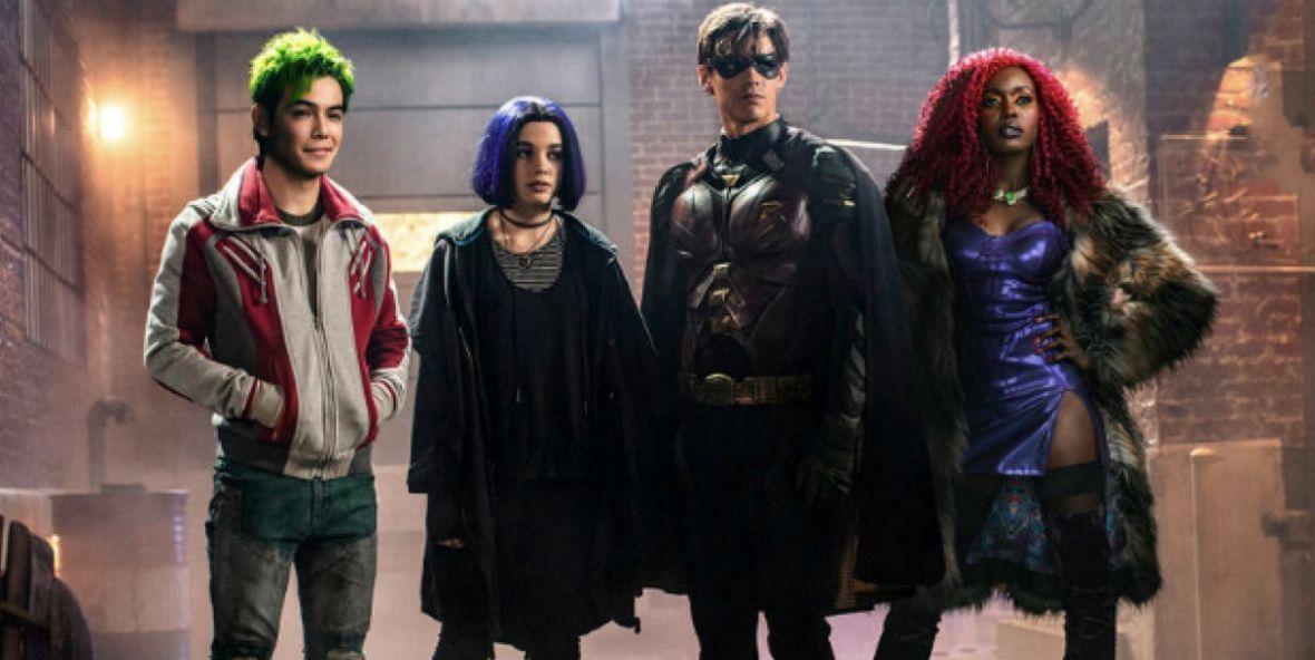 Najpopularniejsze seriale superbohaterskie w 2018 roku. DC pokonuje Marvela