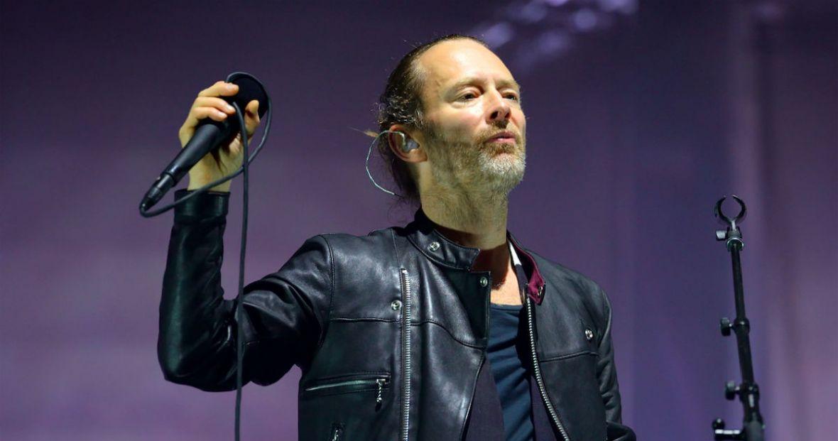 """Fani Radiohead długo na to czekali. Utwór """"Ill Wind"""" pojawił się w serwisach streamingowych"""