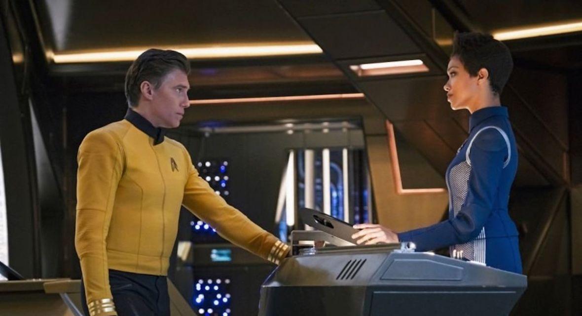 """""""Star Trek: Discovery"""" wraca na znane wody. Recenzja otwarcia 2. sezonu"""