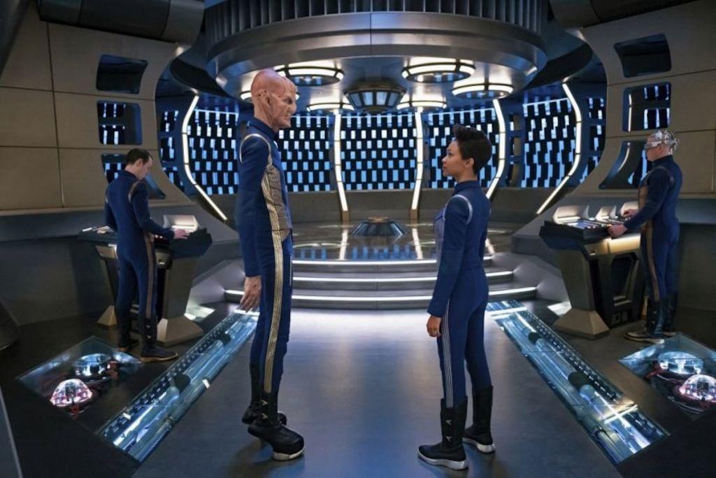star trek discovery 2 sezon recenzja