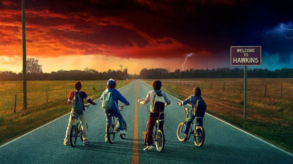 stranger things 3 sezon netflix