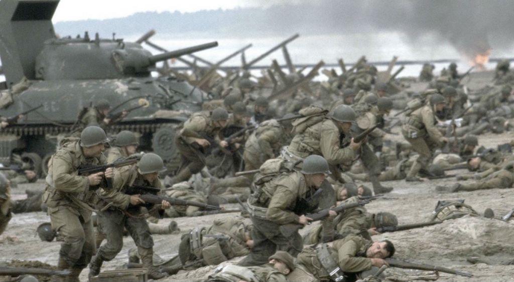 szeregowiec ryan II wojna swiatowa