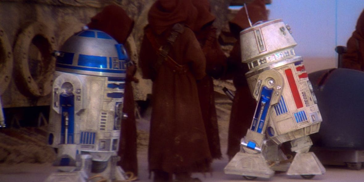 """W """"The Mandalorian"""" pojawi się klasyczny droid z """"Gwiezdnych wojen""""? Tak sugeruje twórca serialu"""