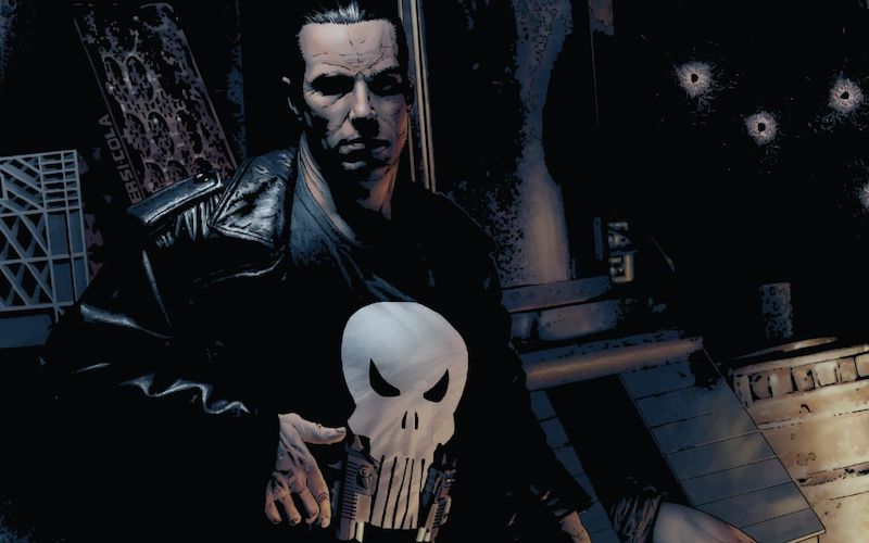 the punisher max