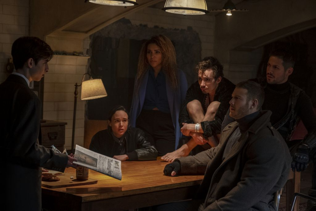 the umbrella academy serial netflix recenzja