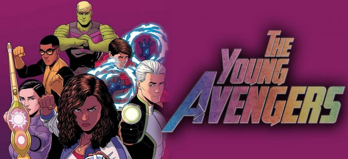 """W 4. fazie MCU rządzić będą młodzi bohaterowie znani z komiksów? Coraz więcej plotek o """"Young Avengers"""""""