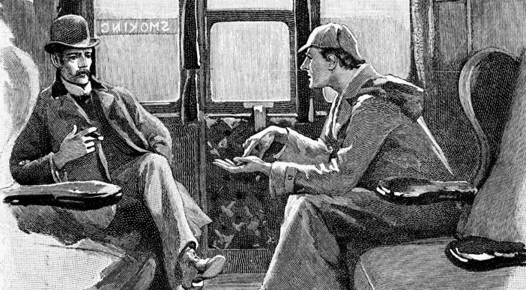 Sherlock holmes i dr watson