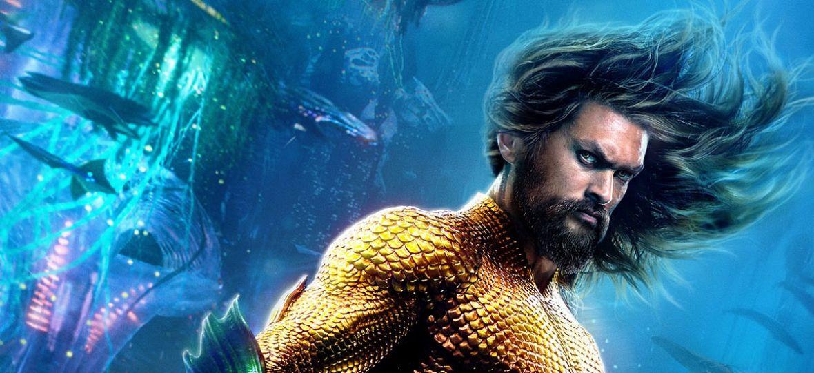 """Trwają prace nad nowym """"Aquamanem"""". Do produkcji powracają twórcy pierwszej części"""