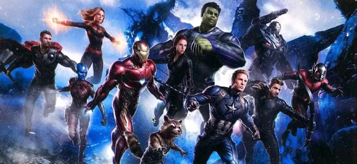 """Nowe zdjęcie kostiumów Hulka i Kapitana Ameryki. Twórcy """"Avengers: Koniec gry"""" obalili kilka teorii"""
