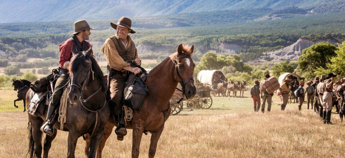 """""""Bracia Sisters"""" to western, jakiego jeszcze nie było – recenzja"""