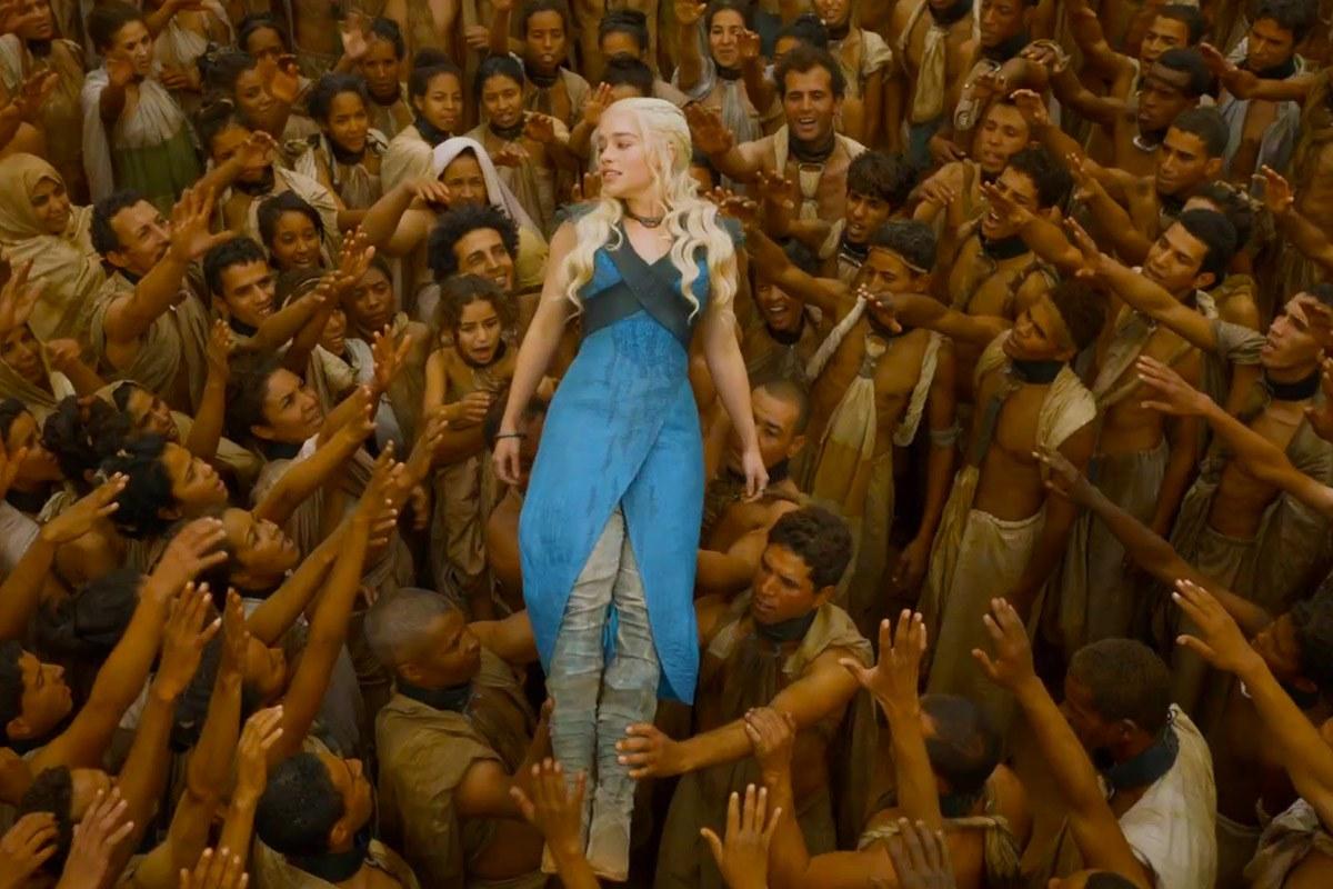 gra o tron Daenerys Targaryen