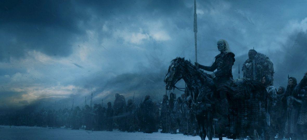 """8. sezon """"Gry o tron"""" może nas zwalić z nóg. Twórcy zachwalają wyjątkowe efekty specjalne"""