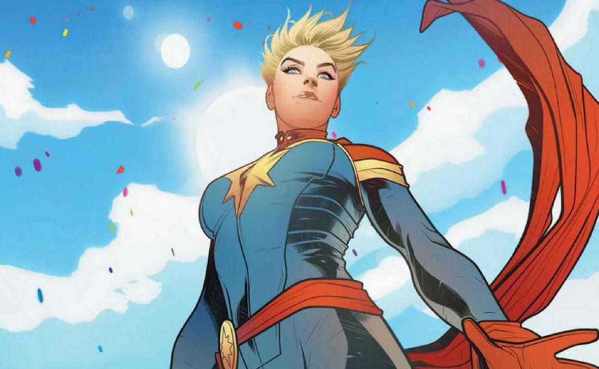 Carol Danvers to nie pierwsza Kapitan Marvel. Kto wcześniej nosił ten pseudonim i jaki ma to związek z Ms. Marvel?