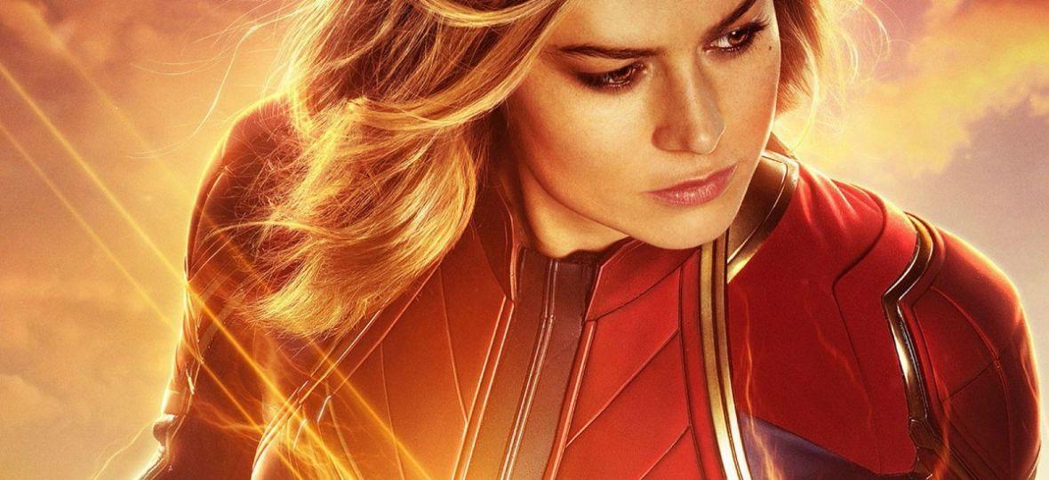 """Premiera """"Kapitan Marvel"""" dopiero w marcu, a film już jest hejtowany. Trollom nie podoba się Brie Larson"""