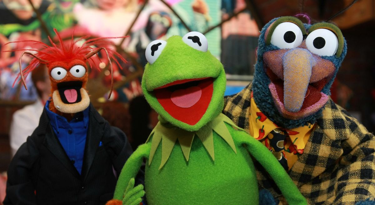 muppety disney+