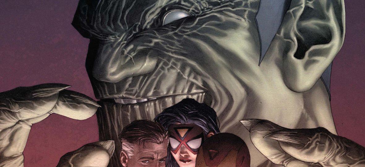 """""""Kapitan Marvel"""" wprowadza do MCU rasę Skrull. Kim oni są?"""