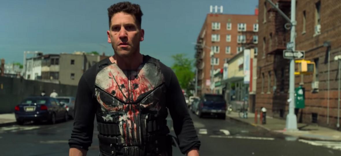 """Eminem dissuje Netfliksa. A wszystko dlatego, że serwis skasował serial """"The Punisher"""""""