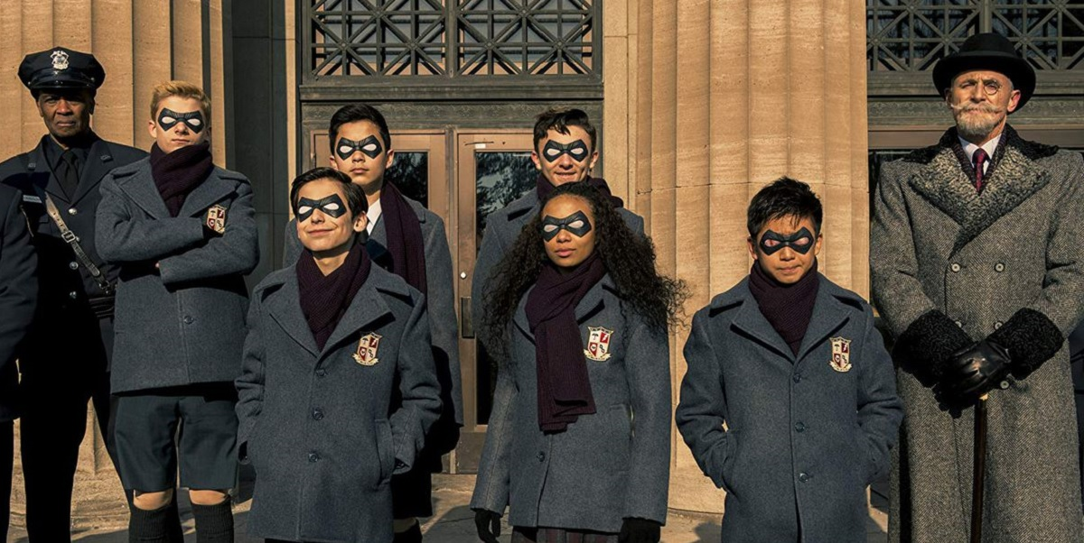 the umbrella academy sezon 2 netflix
