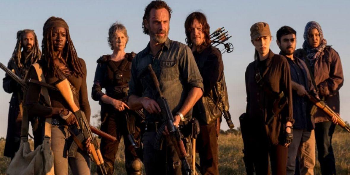 """Czyli ktoś to jeszcze ogląda. Zamówiono 10. sezon """"The Walking Dead"""""""