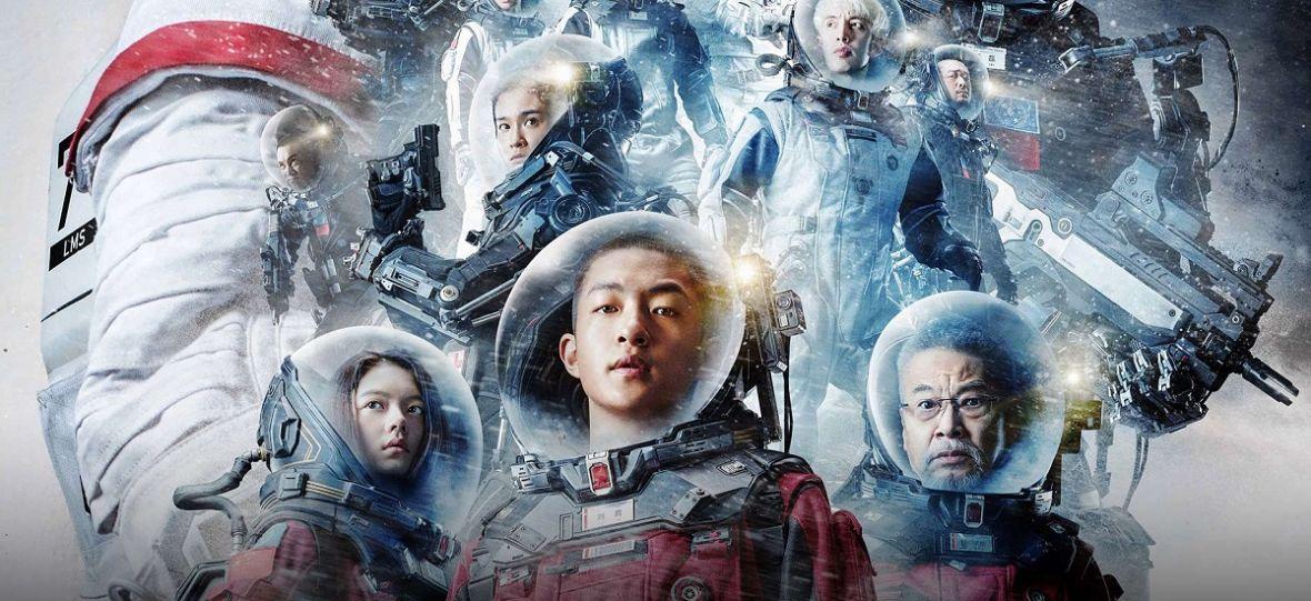 """Ten chiński film zarobił w ciągu tygodnia więcej niż """"Avengers"""" i """"Ostatni Jedi"""". O czym opowiada """"The Wandering Earth""""?"""