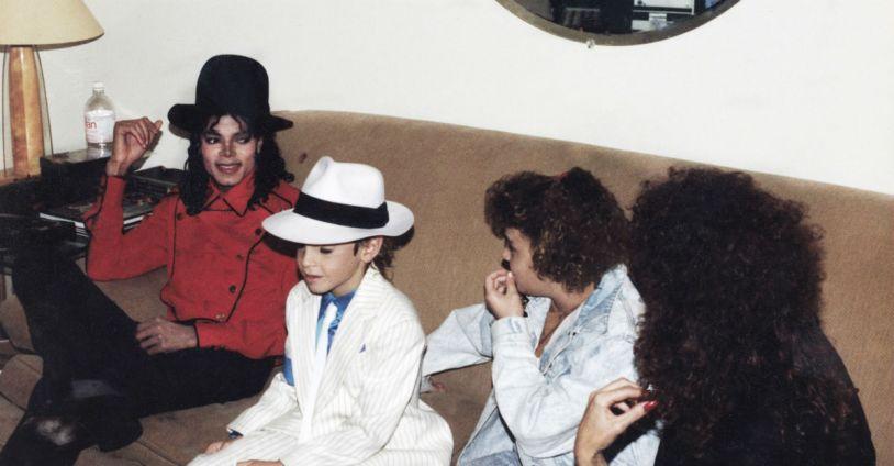 Leaving Neverland - dokument, który burzy legendę Michaela
