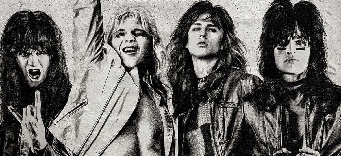 """Biografia grupy Mötley Crüe jest równie słaba jak ich muzyka. """"Brud"""" – recenzja filmu Netfliksa"""