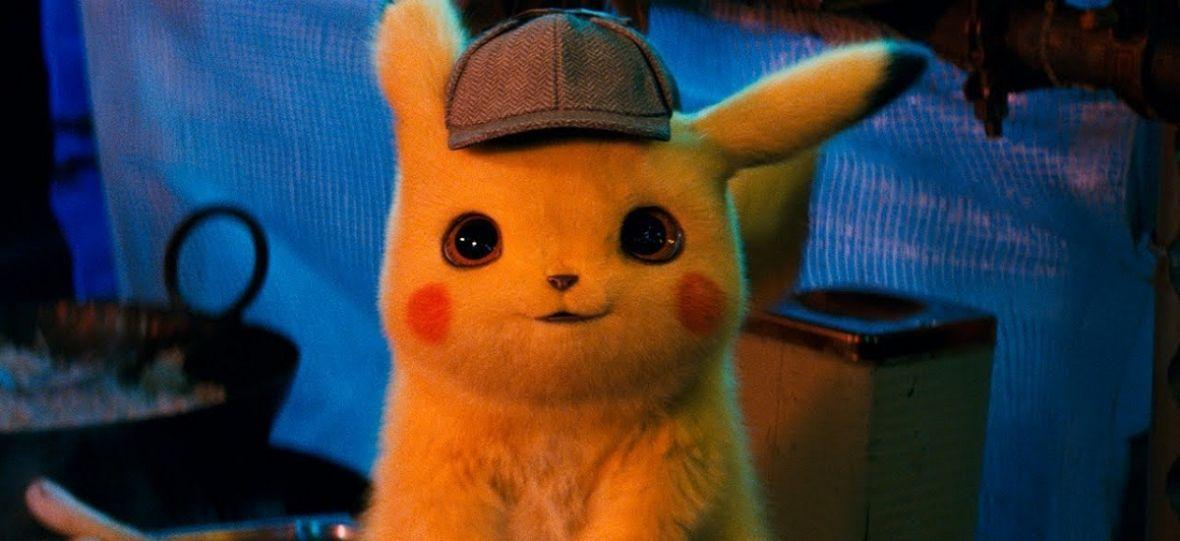 """Uroczy Pikachu i Justice Smith jak Ash Ketchum. """"Detektyw Pikachu"""" z nowym telewizyjnym spotem"""