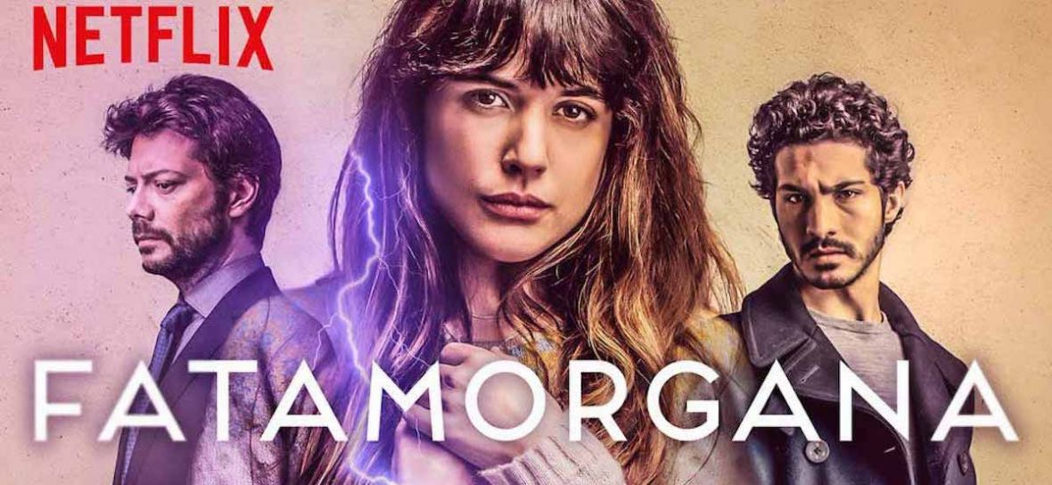"""""""Fatamorgana"""" to nowy thriller Netfliksa z gwiazdą """"Domu z papieru"""". Sci-fi miesza się tu z kryminalną historią"""