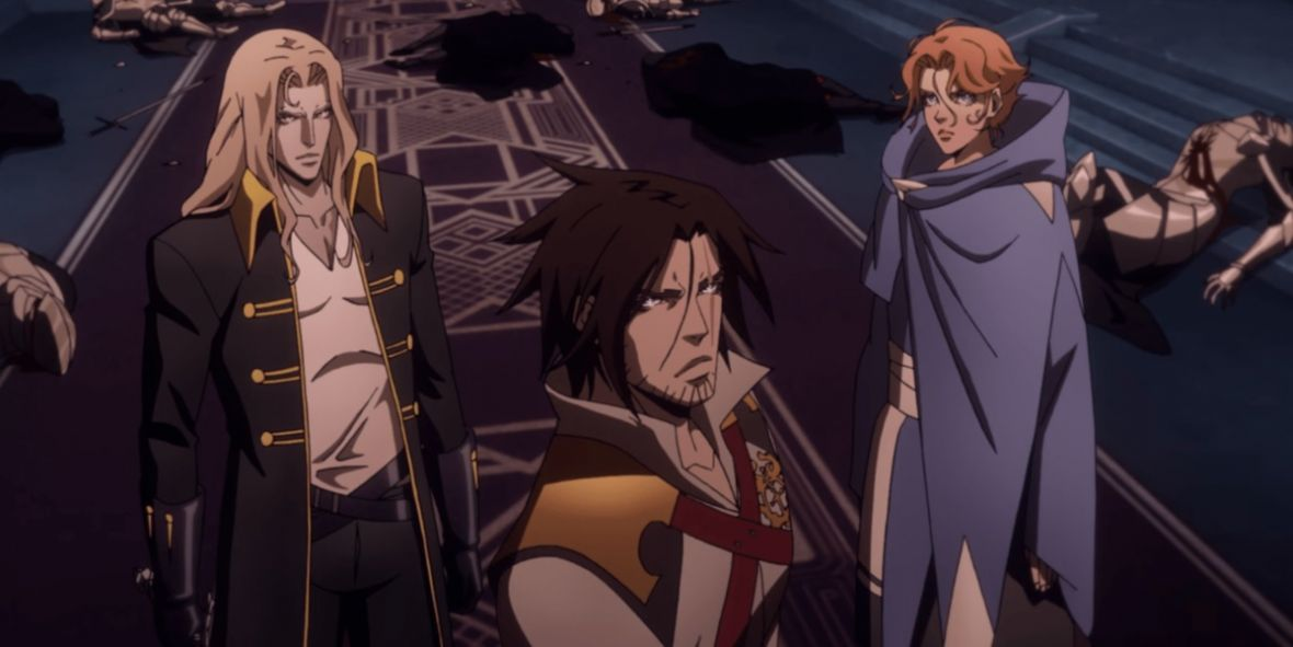 """Greckie mity w wersji anime. To nowy projekt Netfliksa od twórców """"Castlevanii"""" i """"Death Note"""""""