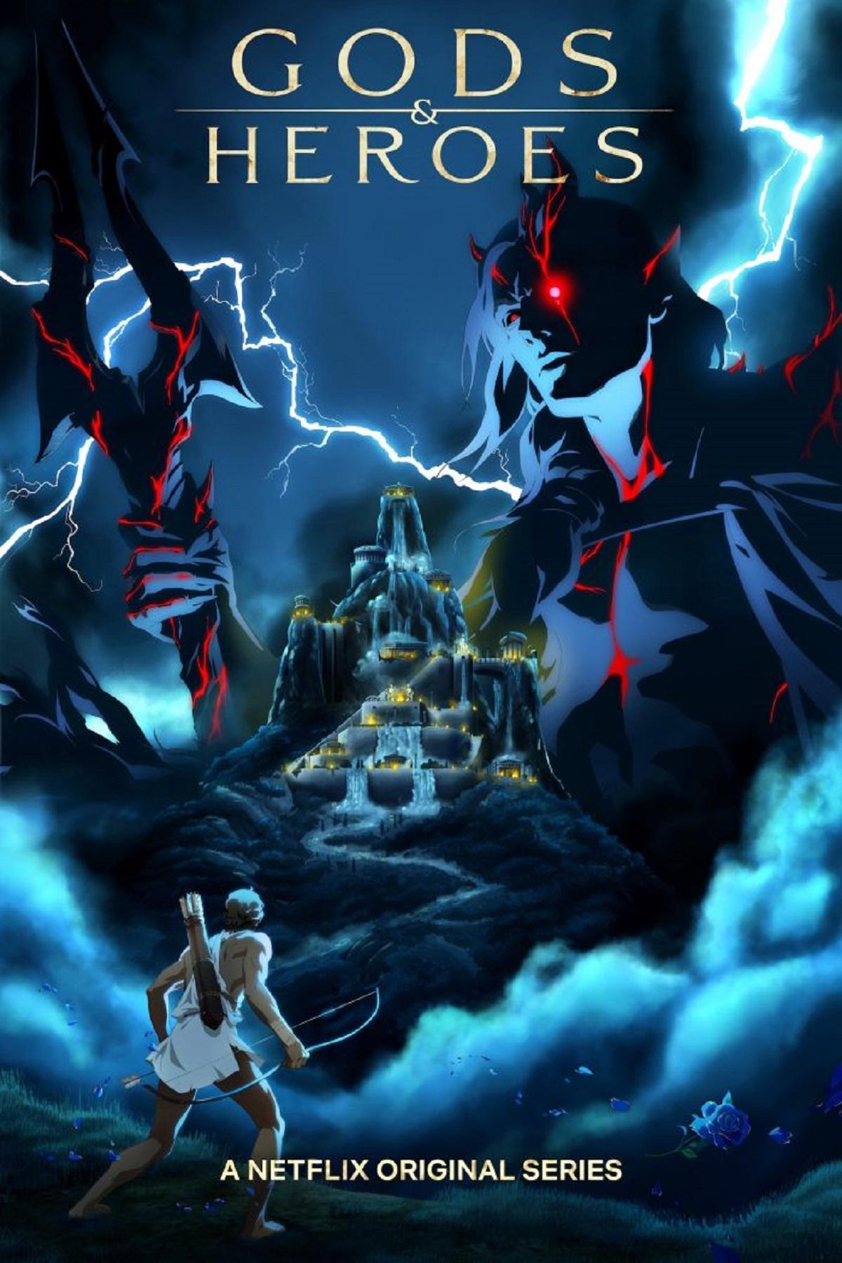 gods and heroes netflix