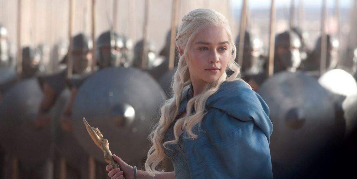 """Przez tyle lat robiliśmy to źle. Twórca języka Dothraków wyznał, jak poprawnie wymówić słowo """"Khaleesi"""""""