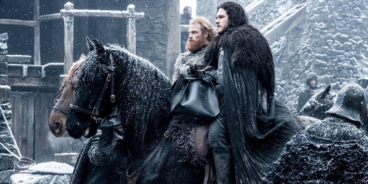 """Skąd się wzięła zima i co to znaczy """"winter is coming""""? Wyjaśniamy uniwersum """"Gry o tron"""""""