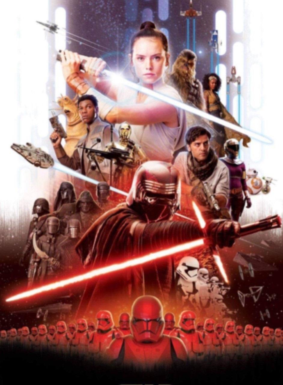 Epizod Ix Wyciekł Plakat Promocyjny Nowych Gwiezdnych Wojen
