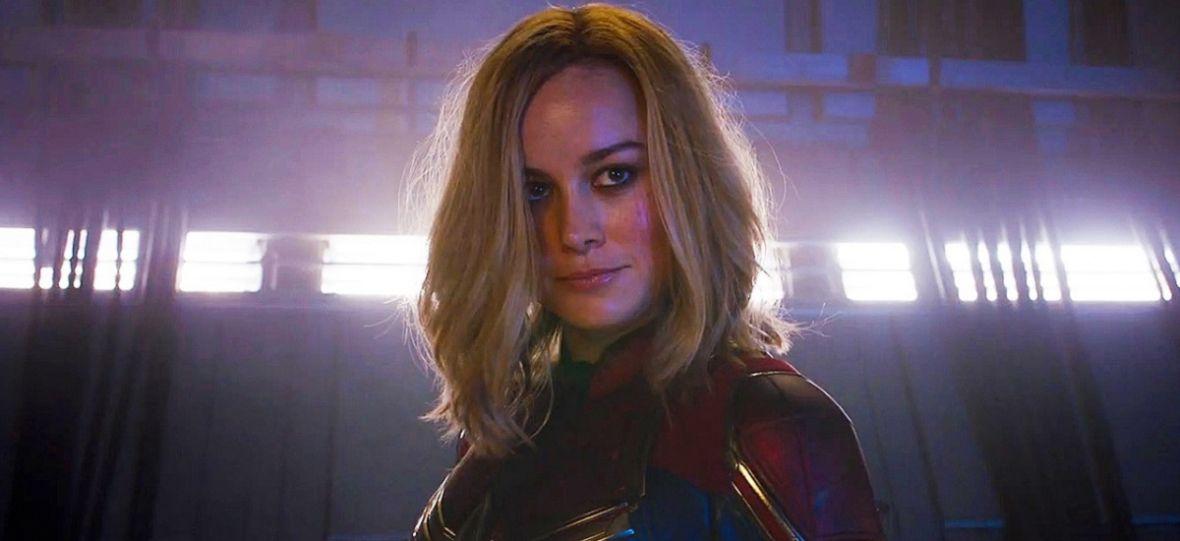 Kapitan Marvel w ubiegły weekend szturmem podbiła kina. Film zarobił więcej, niż przewidywano