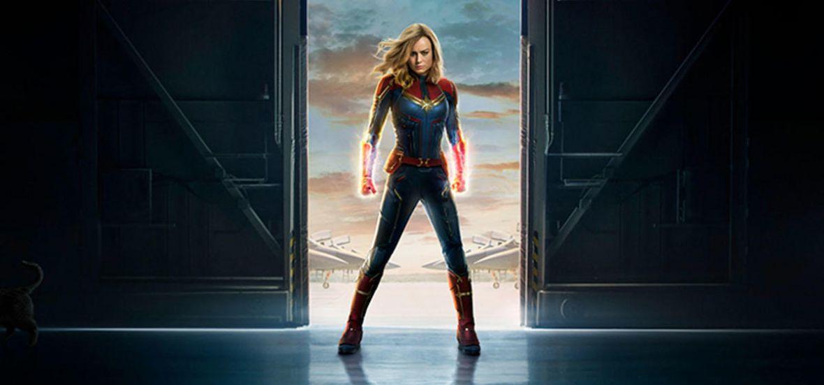 """Disney wreszcie ma swoją odpowiedź na """"Wonder Woman"""", ale """"Kapitan Marvel"""" niczego nie musi udowadniać"""