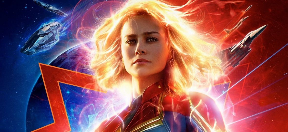 """""""Kapitan Marvel"""" właśnie trafia do mojego TOP 5 najgorszych filmów Marvela. Girl power to za mało"""