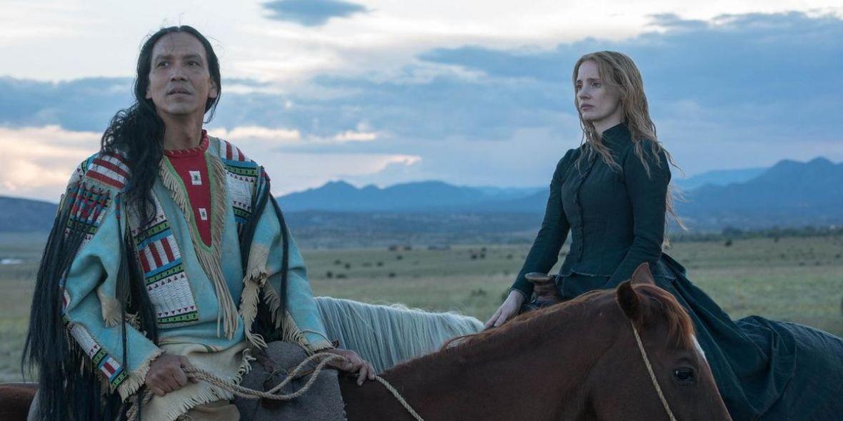"""Jessica Chastain portrecistką na Dzikim Zachodzie. """"Kobieta idzie przodem"""" już na HBO GO"""