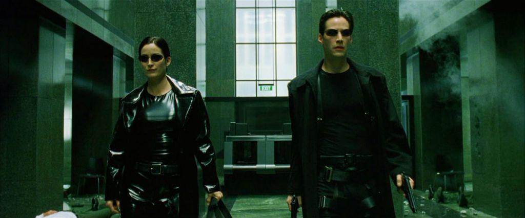 matrix 1999 neo trinity