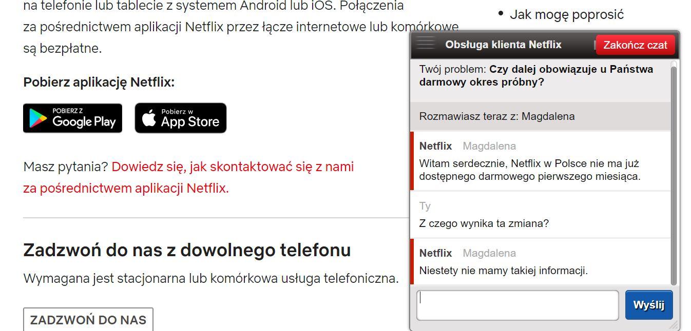 d109cb2b07172b Netflix kończy z darmowym okresem próbnym w Polsce. I bardzo dobrze