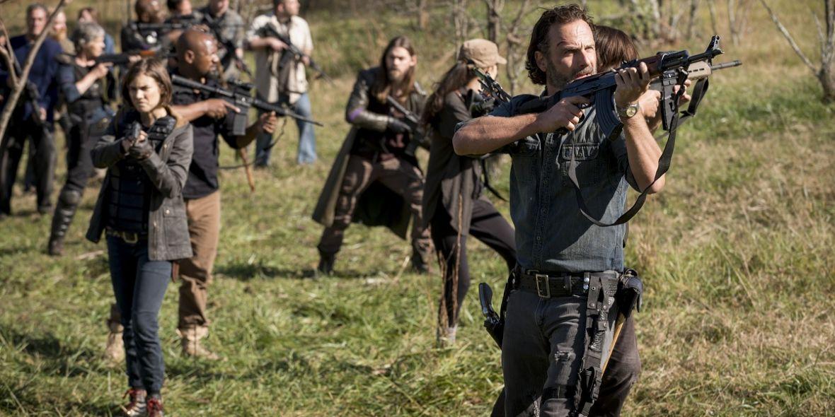 """Na Netfliksie wylądowało ponad 50 nowych tytułów, w tym 8 sezonów """"The Walking Dead"""""""
