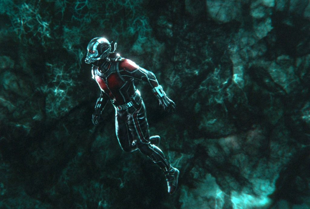 quantum realm avengers koniec gry endgame mcu marvel cinematic universe ant-man