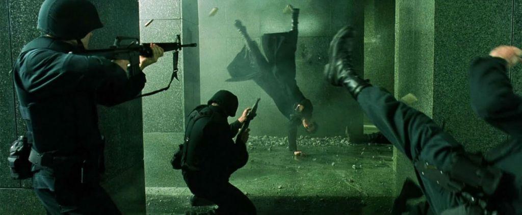 the matrix film