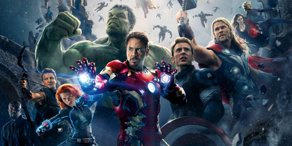 Avengers czas ultrona otwarcie