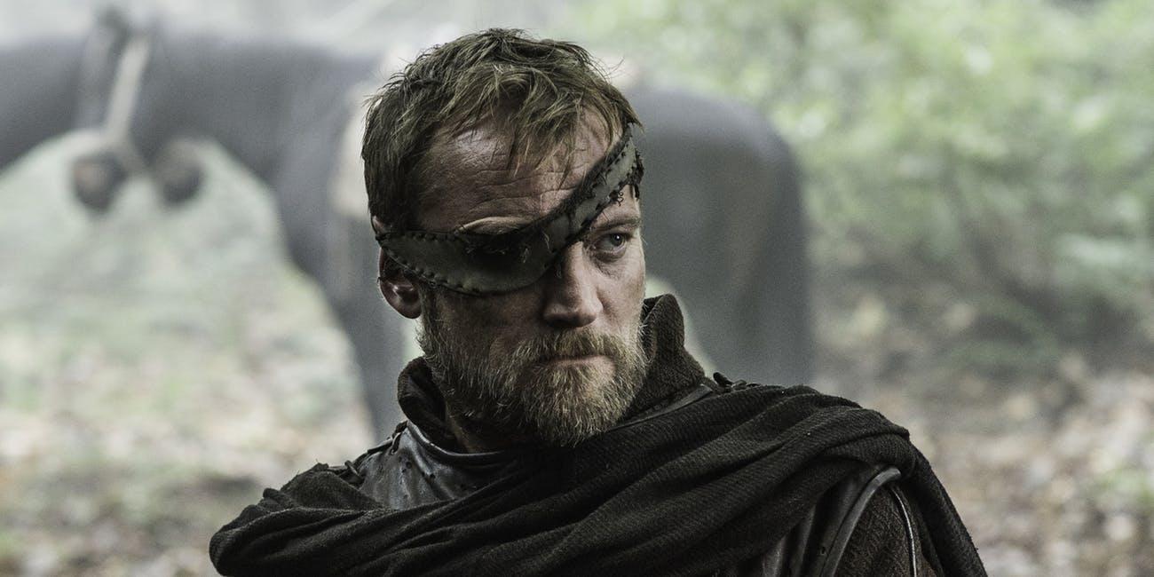 Beric Dondarrion gra o tron