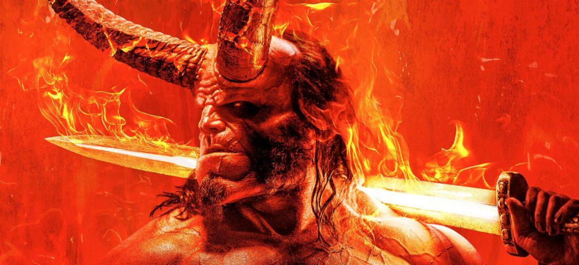 """Nowy """"Hellboy"""" to piekielnie zły film. Nie dorównuje produkcjom Guillermo del Toro pod żadnym względem"""