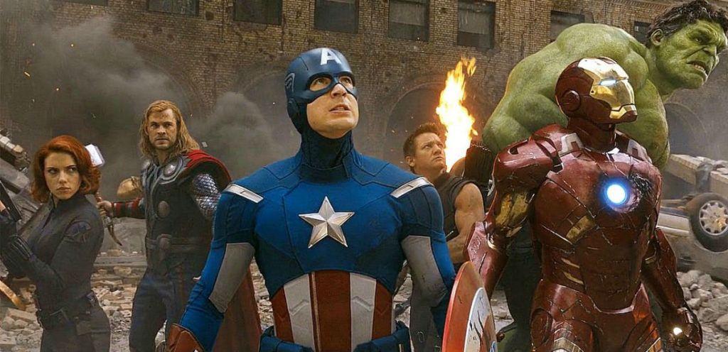 avengers 2012 otwarcie
